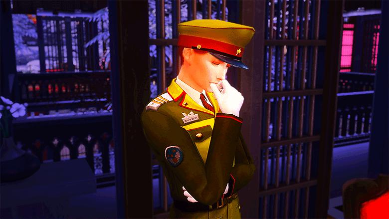 遊郭の軍人さん6